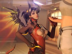 Mercy Overwatch PMV